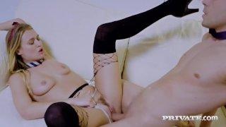 PRIVATE - Coed Natalia Starr Craves Her Teacher's Cock!