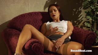 Deep Pussy Licking And Multiple Orgasms For Lesbian Madame