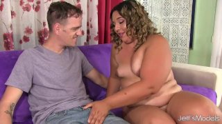 Young Chubby Latina Gia Star Has Her Holes n Chunky Body Used for Pleasure