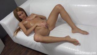 Beautiful Czech Girl Reaching Multi Orgasms