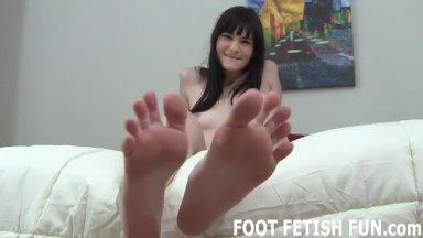 foot fetish videa porno
