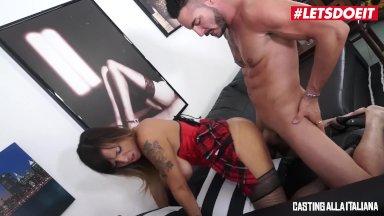 RedTube casting porno