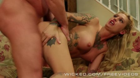 Wicked - Inked Angel Kleio Valentien