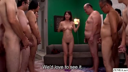 JAV milf Kaho Kasumi strip for juice men Subtitles