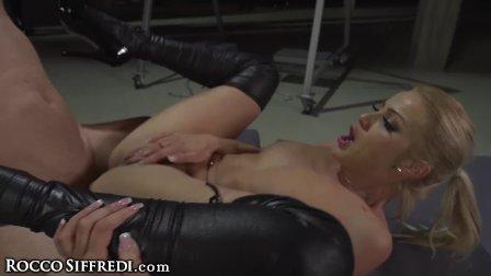 RoccoSiffredi Sex Witch Cherry Kiss Makes Men Suffer 4 Pleasure