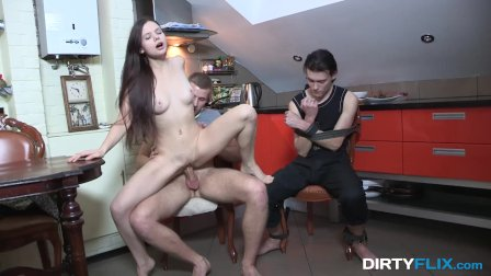 Dirty Flix - Margarita C Peachy - Tricked into cuckold role