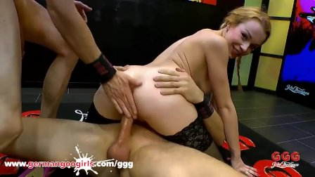 Two or More Holes Filled GGG compilation Germangoogirls