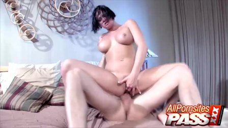 Ass Fucked and Facialed Busty Tory Lane