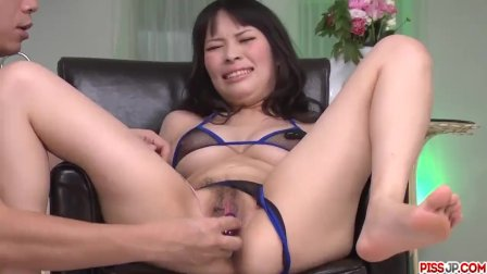 Kyouko Maki in full scenes of hardcore toying - More at Pissjp com