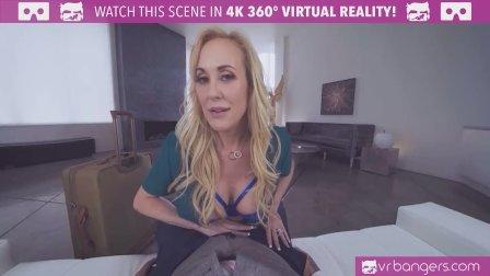 VR BANGERS Naughty Brandi Love cheating on her husband