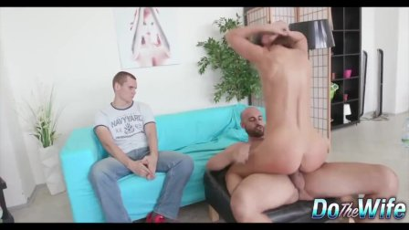 Do The Wife - Wild Wives Riding Cock in Front of Hubby Compilation Part 5
