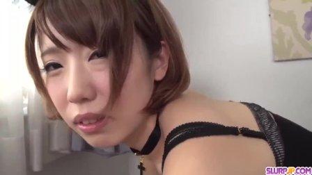 Mature maid  Seira Matsuoka  insane home porn - More at Slurpjp com