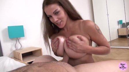 Bushy Pussy Slut Rides Me Hard